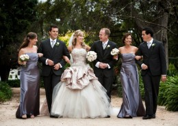 Brides and grooms
